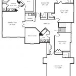 Carlisle second floor plan