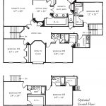 Larchmont second floor plan