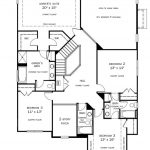 Madison second floor plan