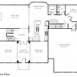 Mayfair first floor plan