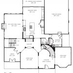 Westport first floor plan