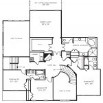 Westport second floor plan