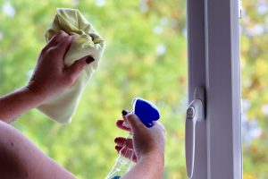 Windows and House Cleaning