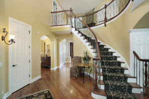 Stairwells Handrails Stairs