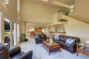 Soaring to New Heights with high ceilings
