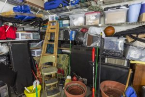 Sorting Through Home Storage