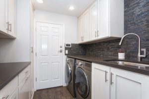 Smart Laundry Room Design