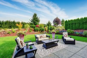 Get a Jump on Yard and Landscape Projects Now!
