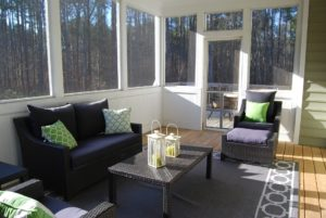 Here are three unique suggestions on making your Howard County new home's sunroom one of the most used rooms in the house year-round.