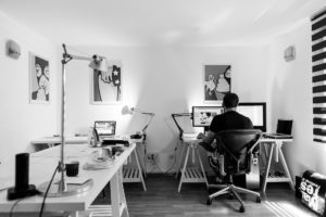 3 Top Perks of Working From Home Columbia Builders Inc